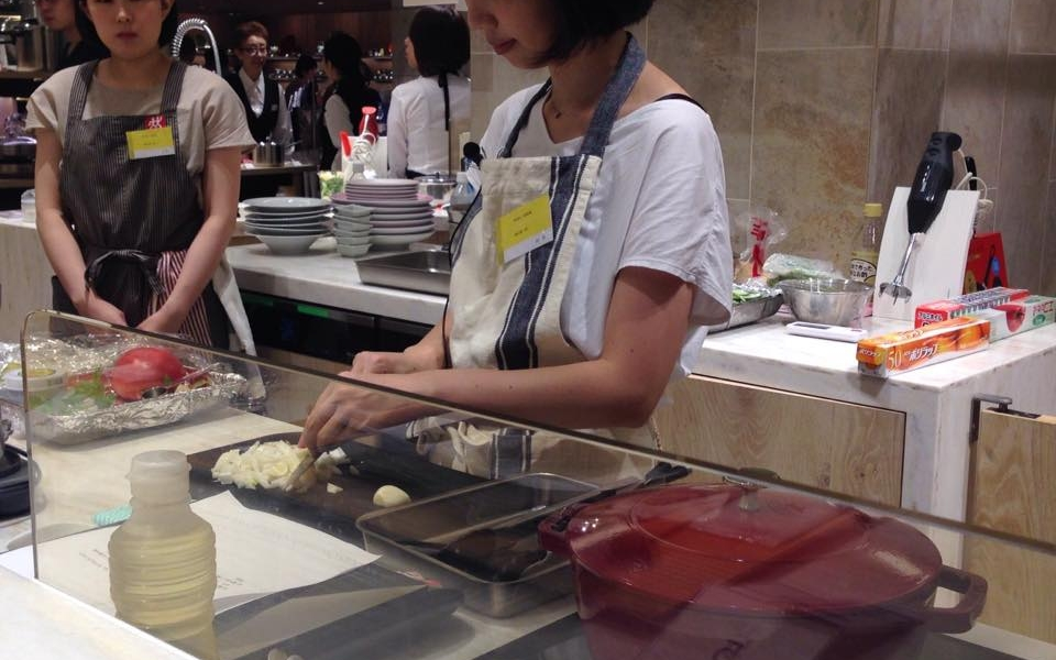 伊勢丹キッチンスタジオ料理教室 ストウブで旅するAmazing Thailand