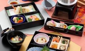 大乃寿司様 秋の仕出し季節料理 スタイリング