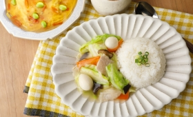 日本ハム中華名菜様 調理、スタイリング