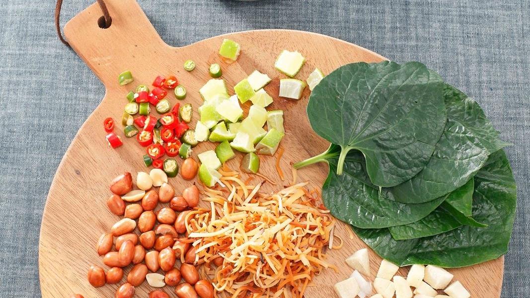 タイ料理ポートフォリオ