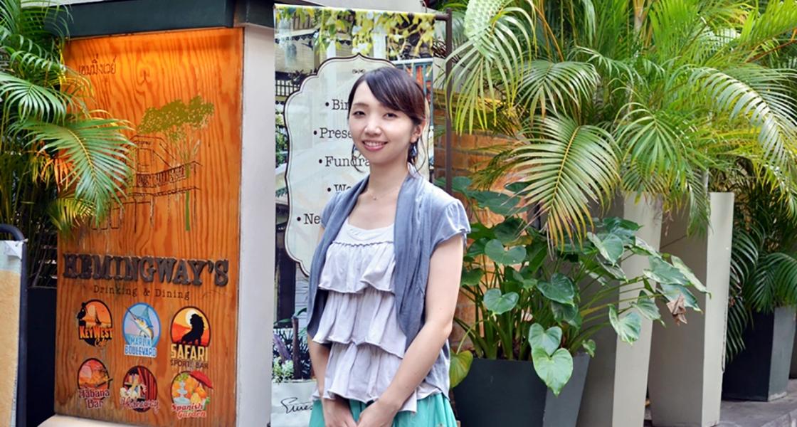 Bridge タイで働く女性たち インタビュー