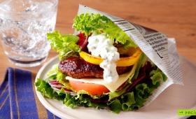 ケンコーマヨネーズ様 野菜で置き換え!ベジセントリック生活 調理、スタイリング